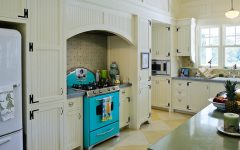 Retro Kitchen Furniture Interior Ideas