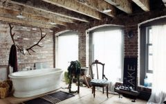 Rustic Bathroom Style Ideas