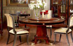 Rustic Italian Dining Room Design