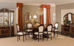 Rustic Italian Dining Room in Classic Look