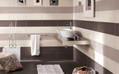 Simple Bathroom Wall Decoration Ideas