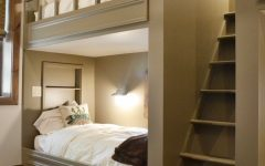 Simple Bunk Beds Decor Themes For Children