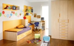 Simple Children Bedroom Wall Decoration