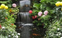 Simple Garden Fountains Ideas