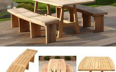Simple Garden Furniture