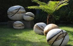 Simple Garden Sculpture Ideas