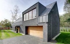 Simple Large Garage Design Ideas