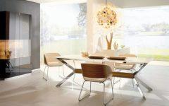 Simple Minimalist Dining Room Furniture Ideas