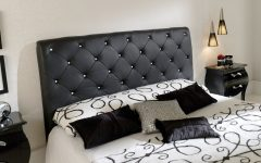 Simple Minimalist Gothic Bedroom Interior
