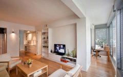 Simple Minimalist Wood House Interior