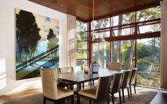 Simple Modern Dining Room Luxury Nuance