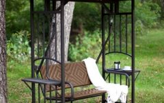 Simple Modern Home Garden Gazebo Design