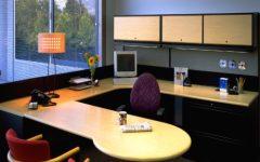Simple Modern Luxury Office Design Ideas