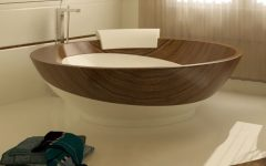 Simple Wooden Bathroom Design Ideas