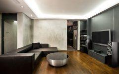 Simply Futuristic Living Room Furniture