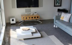 Simply Way for Minimalist Living Room