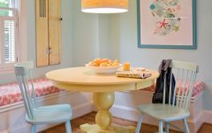 Small Dining Room Design Trends 2012