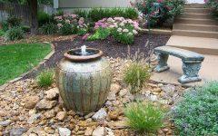 Small Garden Fountains Inspiration Ideas