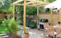 Small Garden Natural Decoration Design Ideas