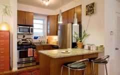 Small Kitchen With Dining Room Furniture Ideas