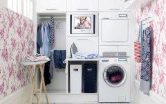 Small Laundry Design Inspiration