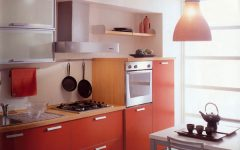 Small Minimalist Kitchen Interior Set Ideas