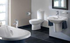 Small Laundry Bathroom Designs