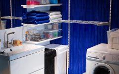 Small Laundry Bathroom Designs Ideas