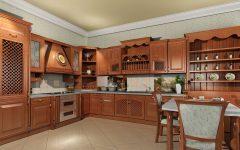 Solid Wood Kitchen Furniture Ideas