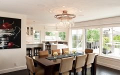Stylish Dining Room Luxurious Design