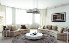 Stylish Minimalist Living Room 2015