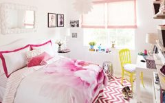 Teen Pink Bedroom Makeover Ideas