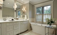 Deluxe Modern Bathroom Interior Ideas