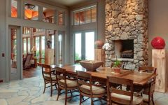 Traditional Dining Room Remodel to European Style