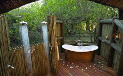 Unique Outdoor Bathroom Design Ideas