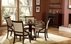 Vintage Italian Round Dining Room Furniture