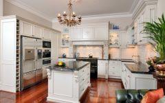 Warm European Kitchen Interior Design