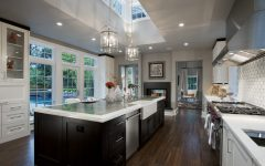 Contemporary Kitchen for Modern Family