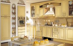 White Kitchen Cabinets Colors and Styles