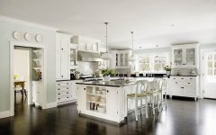 White Kitchen Colors for 2012