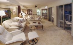 White Large Living Room Design Ideas