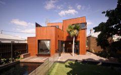 Wood House Modern