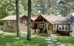 Wood House Terrace Design Ideas