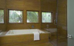 Wooden Bathroom Design Ideas 2017
