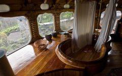 Wooden Bathroom Interior Design Ideas