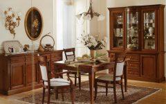 Wooden Italian Dining Room Buffet