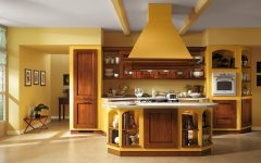 Yellow Italian Kitchen Color Schemes