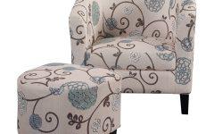 Abbottsmoor Barrel Chair and Ottoman Sets