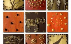 African Wall Art