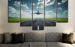 Airplane Wall Art